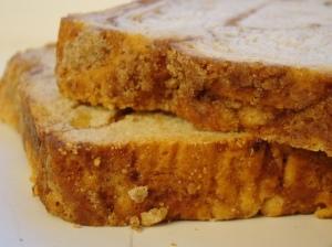 Apple Cinamon Bread BY Janet Hudson ON Flickr